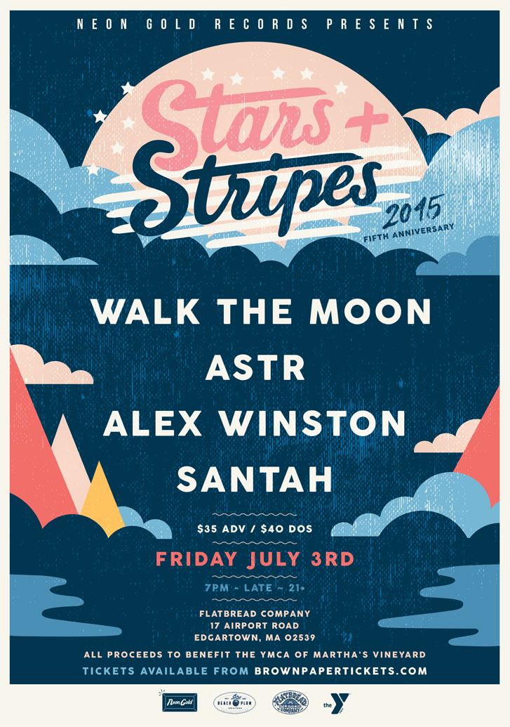 Stars + Stripes Festival 2015